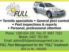 Full Pest Management
