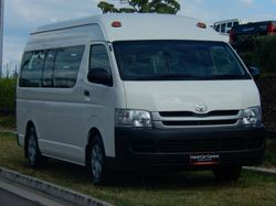 This 2010 Toyota Hiace Bus has just come into stock. Please Call Our Black Toyota Used Car Centre on...