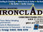 IRONCLAD CONSTRUCTIONS PTY LTD