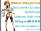 AimzDean Cleaning Services