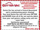 Gutter-Vac Central QLD