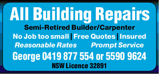 All Building Repairs