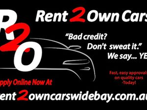 Rent 2 Own Cars Cars from $80 a week!