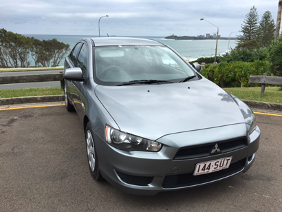 Mitsubishi Lancers 2012 Sedan & Sportsback; Auto; 2 ltr; Air con; 7 in very good condition to...