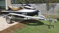 Seadoo Trailer with quick release and loading - As new suit new buyer 12 hours use. Lots of extras J...