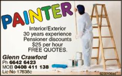 Glenn Crawford