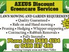 AZEUS Discount Greencare Services