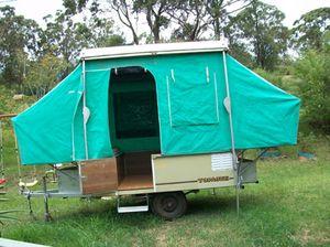TOPAGEE camper trailer