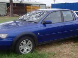 Holden Crosstrac Crewman