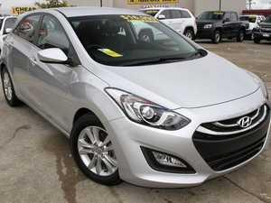 2012 Hyundai i30 GD Elite Silver 6 Speed Manual Hatchback