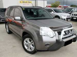 2011 Nissan X-Trail T31 Series IV ST 2WD Grey 1 Speed Constant Variable Wagon