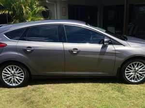 2011 Ford Focus Sport Hatchback Like New