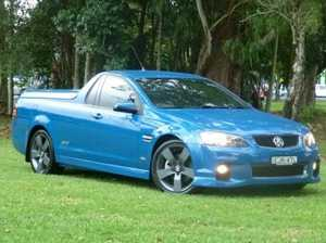 2012 Holden Ute VE II MY12.5 SS Z Series Blue 6 Speed Manual Utility
