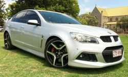 Looking for a new car?     You need to see our 6.2 litre VF R8 Clubsport. With 325kW and 570Nm of to...