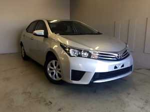 Corolla Sedan Ascent 1.8L Petrol Continuously Variable 0C49980 001