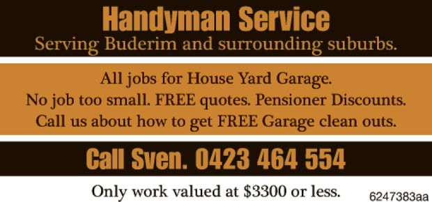 Serving Buderim and surrounding suburbs. 