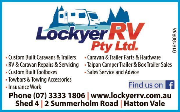 Custom Built Caravans & Trailers  Caravan & Trailer Parts & Hardware  R...