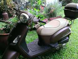 SCOOTER 125cc, 2014
