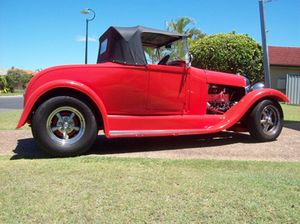 1982 MODEL A FORD HOTROD