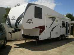 2013 Jayco 5th Wheeler  Caravan