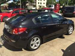 Looking for a new car?     You need to see our sporty turbo Cruze Hatch. With a Turbo 1.4iti engine,...