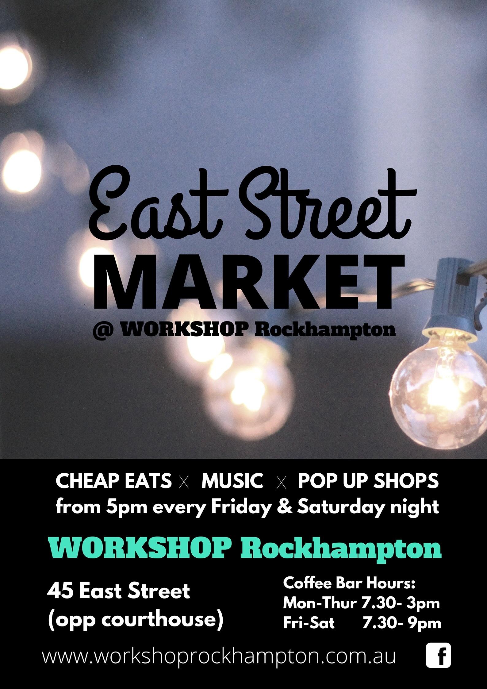 Workshop Rockhampton seeks investors!