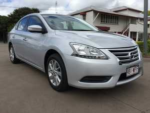 2013 Nissan Pulsar B17 ST Silver 1 Speed Constant Variable Sedan