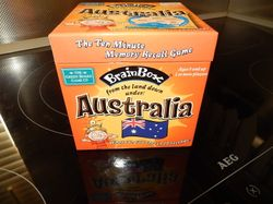 +Australian themed questions, ideal gift for your overseas friends, kids