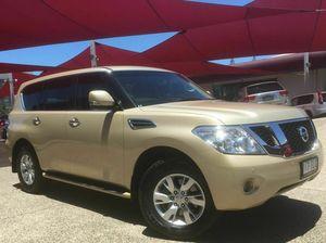 2012 Nissan Patrol Y62 TI Gold Automatic Wagon