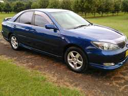 TOYOTA Camry 2003 Sportino 2.4L Auto, Air, Steer, Cruise, CD, 178,000 klms, immac. cond., $4,500...