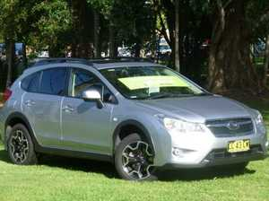 2014 Subaru XV G4-X MY14 2.0i-L Lineartronic AWD Ice Silver 6 Speed Constant Variable Wagon