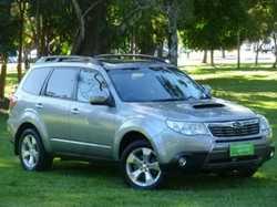 2010 Subaru Forester S3 MY10 2.0D AWD Premium Silver 6 Speed Manual Wagon