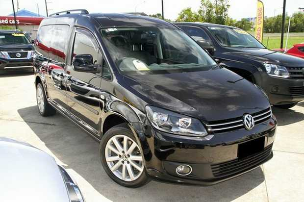 A great 7 seat Van!  2010 MY11 Caddy life Maxi!  this 1.6ltr Turbo diesel is a great family van to d...