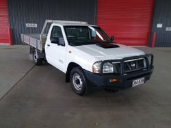 This workhorse utility is in sensational condition and is presented in brilliant white. It has an ec...