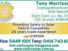 Celtic Solar Electrical Services