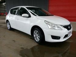This sporty hatch is in like new condition and is presented in brilliant white. It has an economical...