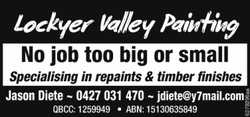 Lockyer valley Painting