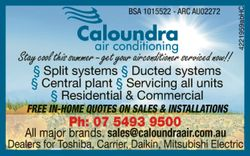 Caloundra air conditioning Stay cool this summer