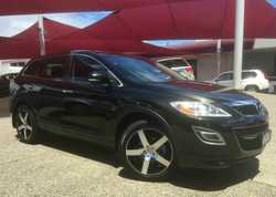 Located at the Gateway to the Whitsundays! 2010 Mazda CX-9 Grand Touring Wagon! 6 Cylinder Petrol, A...