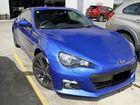 2015 Subaru BRZ Z1 MY15 Blue 6 Speed Sports Automatic Coupe