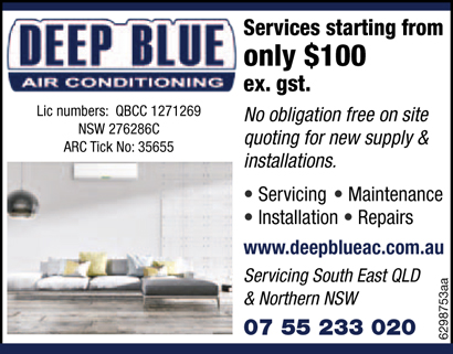 Services starting from Only $100 ex. gst.