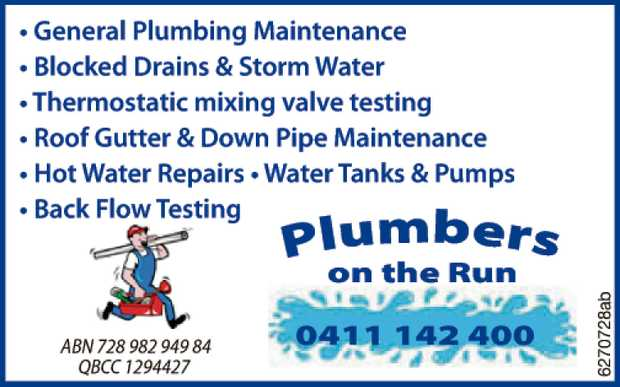 General Plumbing Maintenance 