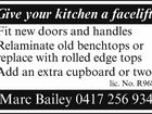 Marc Bailey Kitchens