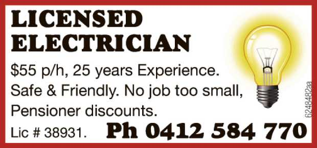 $59 p/h