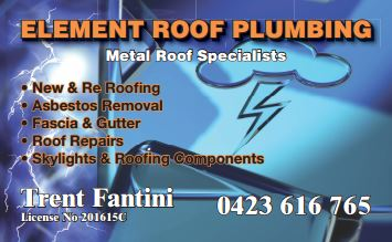Element Roof Plumbing - Metal Roof Specialist