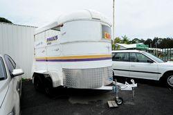 TUZA Horse Float, Double, Premium Aust. horse transport, $6,990. Phone: Geoff 0418656845