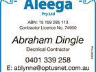 ALEEGA PTY LTD