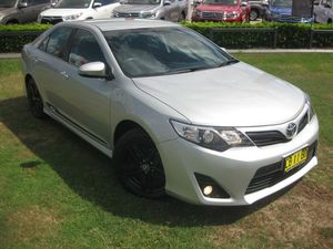 2014 Toyota Camry ASV50R RZ S.e. 6 Speed Automatic Sedan