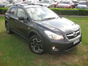 2012 Subaru XV 2.0I-L Grey Continuous Variable Wagon