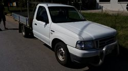 MUST SELL Turbo diesel, Ford Ute, alloy tray, p/s, a/c, t/b, rego, RWC. Drives well. $6,750. Ph 0...